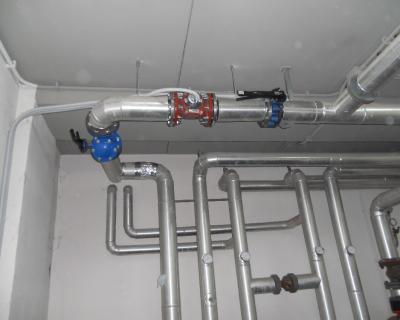 Manutenzione e conduzione impianti termici e condizionamento